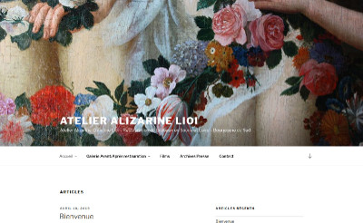 Atelier Alizarine Lioi