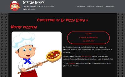 Pizzeria La Pizza Louca's
